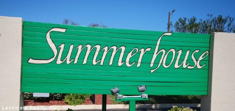 Summer House Condo